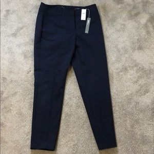 Navy trousers - Loft